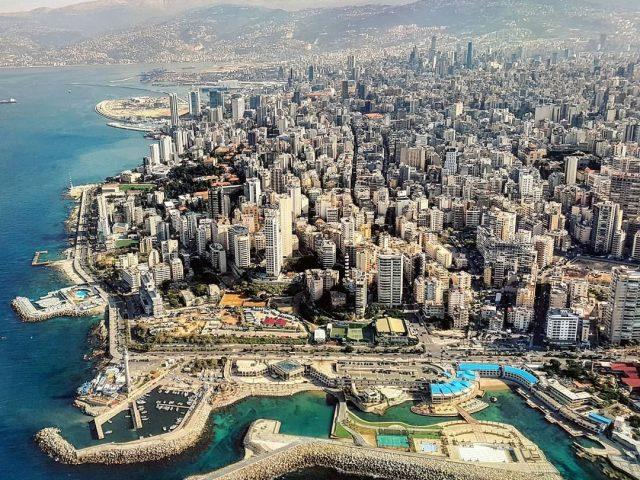 Vacanta Beirut-Liban, 226 euro/p (zbor Tarom+cazare 7 nopti+mic dejun)