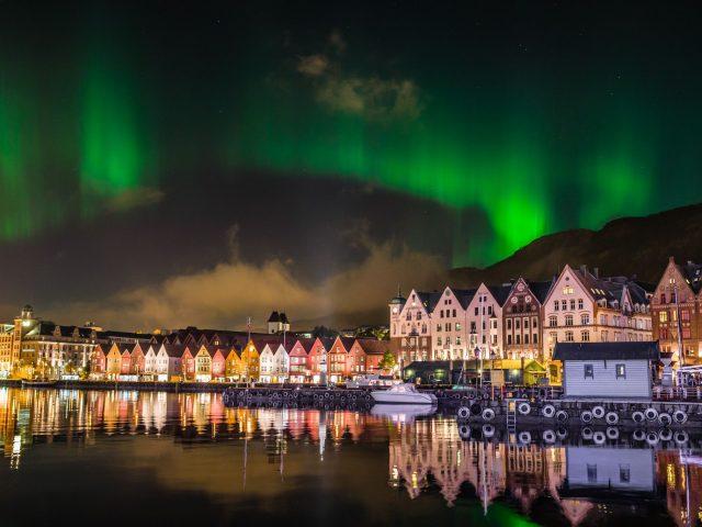 City break Bergen-Norvegia, 186 euro/p (zbor+cazare 3 nopti)