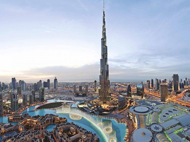 Vacanta Dubai, 263 euro/p (zbor+cazare 7 nopti hotel 4*)