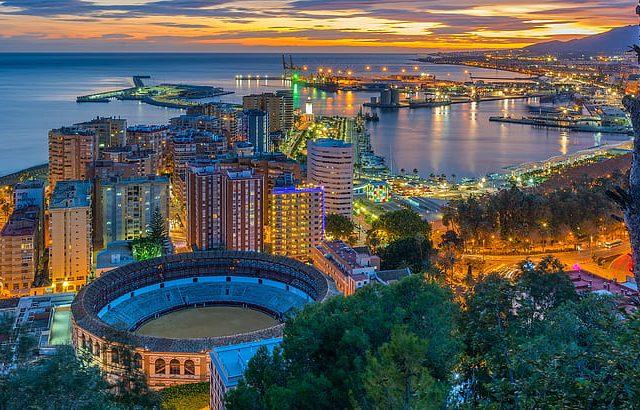 City break Malaga, 88 euro/p (zbor+cazare 3 nopti)