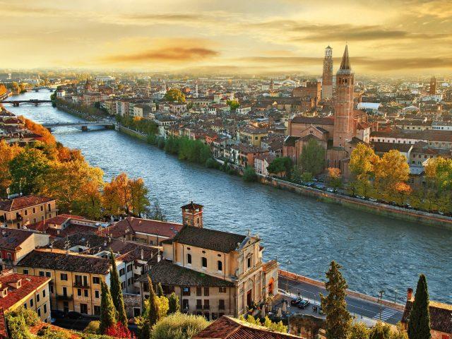 City break Verona, (Romeo & Julieta), 105 euro/p (zbor+cazare+transfer)