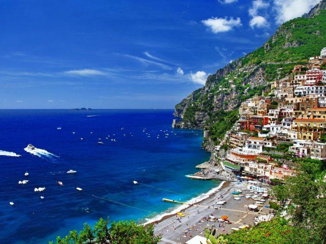 Vacanta de vara Napoli & Capri, 230 euro/p (zbor+cazare 7 nopti)