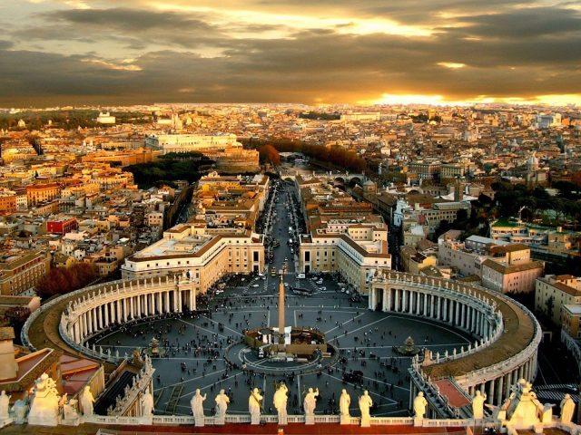 City break in Roma, 65 euro/pers (zbor+cazare 3 nopti)