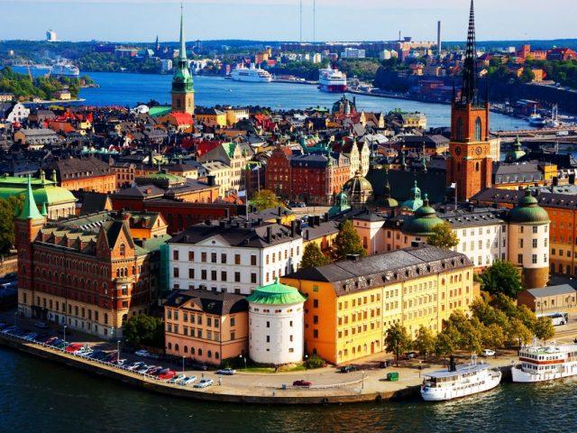 Weekend in Stockholm, 103 euro/p (zbor+cazare 3 nopti)