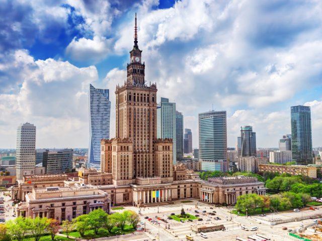 Weekend prelungit in Varsovia, 74 euro/p (zbor+cazare hotel 3*)