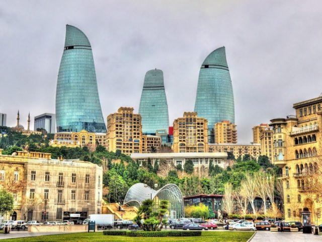 City break Baku, 96 euro/p (zbor+cazare hotel 5*)