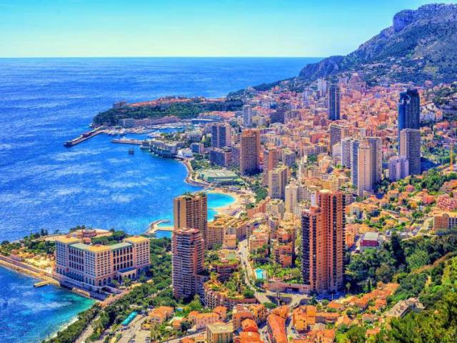 4 zile in Monaco (Monte Carlo), 200 euro/p (zbor+cazare)