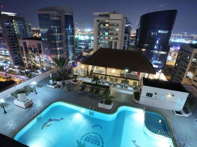 Hotel de 5 stele in Dubai, doar 15 euro/pers/noapte