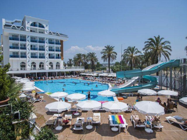 Hotel de 5* in Antalya, 44 euro/noapte/pers, All Inclusive