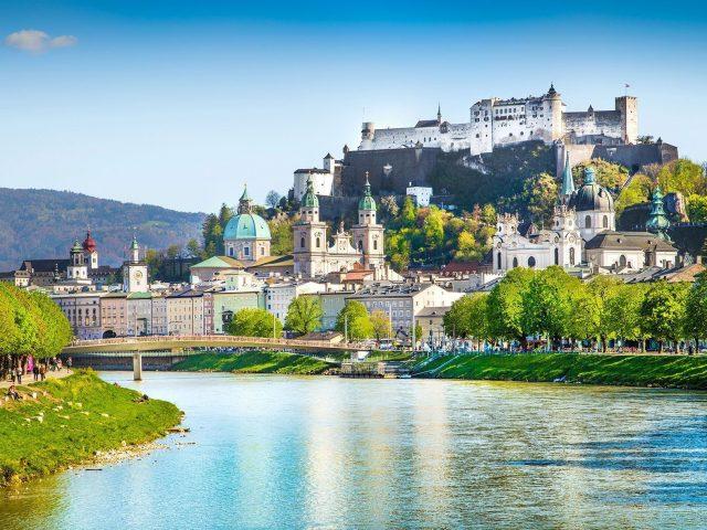 Wizz Air anunta cursa noua din 2 iulie, Bucuresti – Salzburg. Vezi detalii in articol