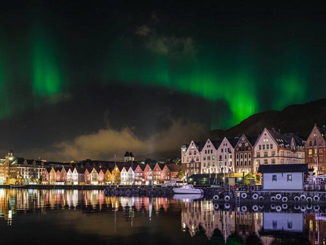 Weekend prelungit in Bergen, 141 euro/p (zbor+cazare 3 nopti)