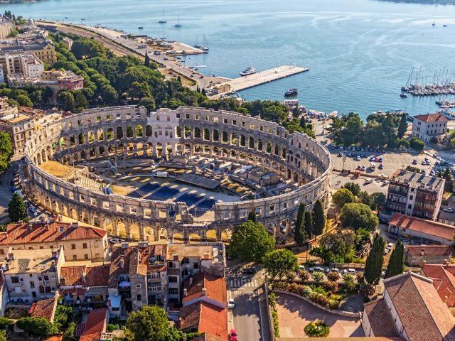 City break de 4 zile in Pula – Croatia, 161 euro/pers (zbor+cazare)