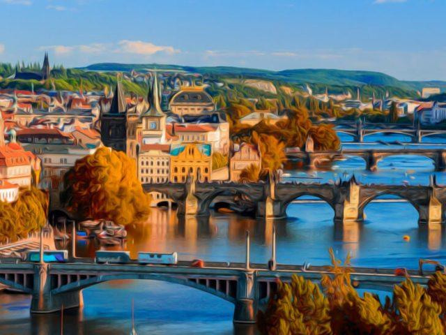 Weekend de vara in Praga, 91 euro/p (zbor+cazare 3 nopti)
